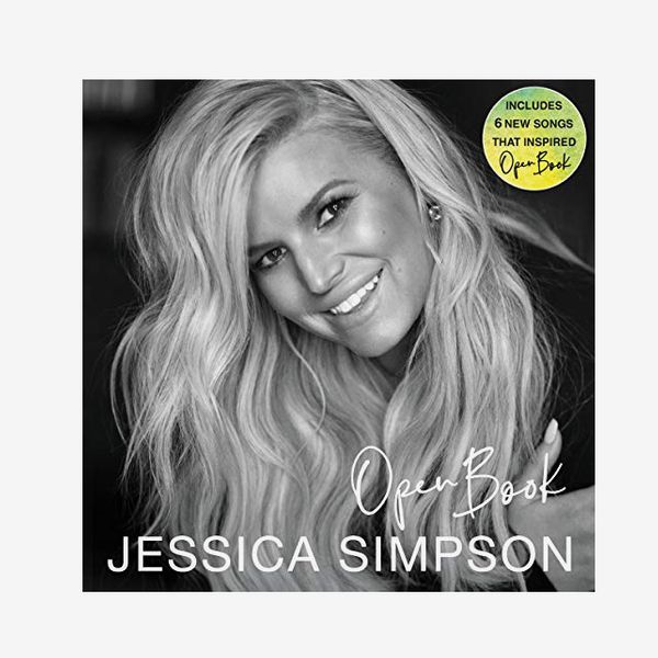 Open Book: A Memoir by Jessica Simpson