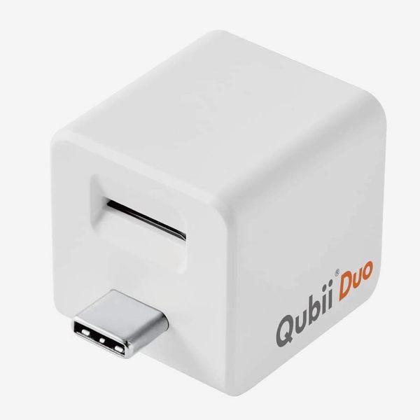 Maktar Qubii Duo Photo Storage Device USB-C