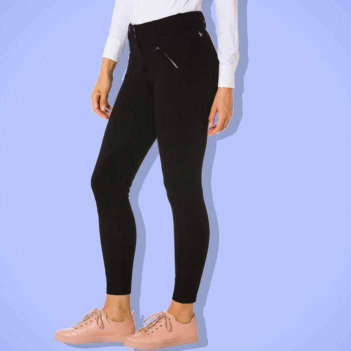 Free x Rein black equestrian pants