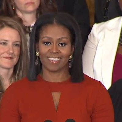 Michelle Obama Tears Up in Last Speech As First Lady
