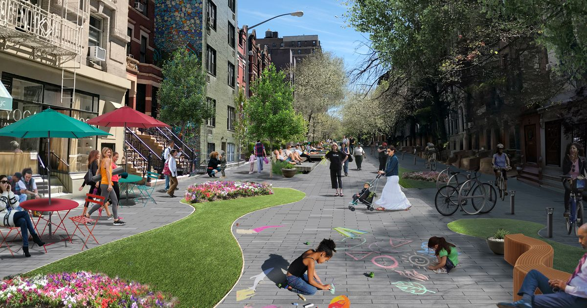What Is a City Street? And What Will It Become?