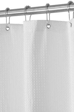 Barossa Design Store Waffle Weave Fabric Shower Curtain