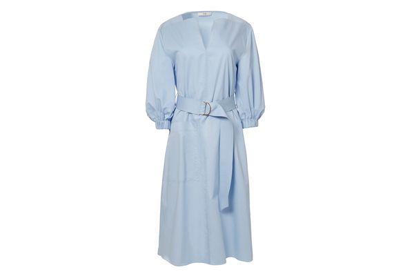 Tibi Poplin Dress