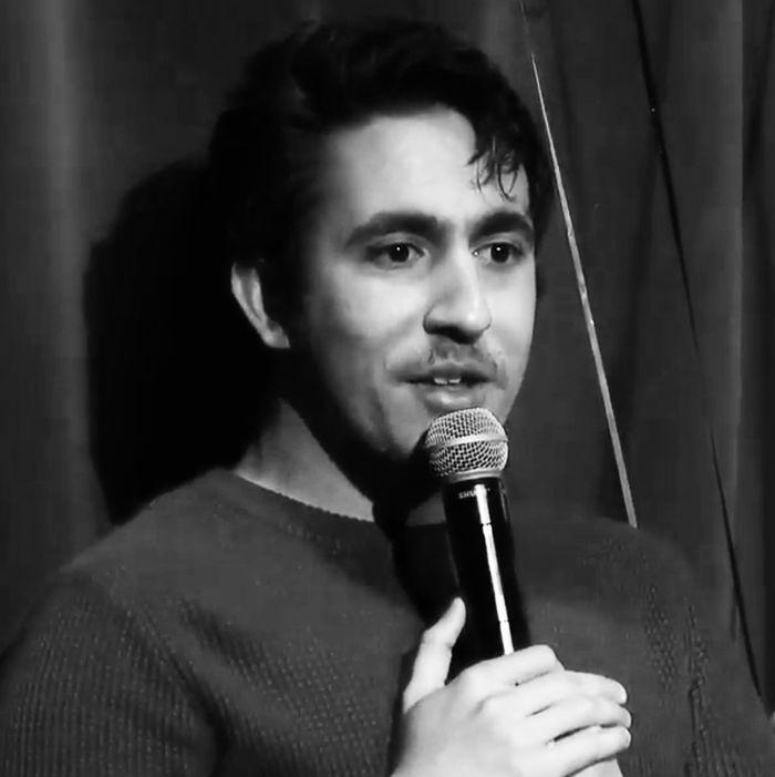 Comedian Mohanad Elshieky.