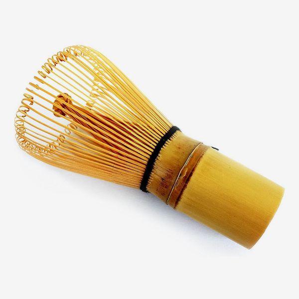 Haru Matcha Pesticide-Free Golden Bamboo Matcha Whisk (100 Prongs)