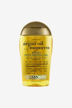OGX Extra Strength Renewing + Argan Oil of Morocco Penetrating Hair Oil Treatment,