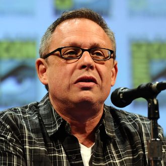 SAN DIEGO, CA - JULY 21: Director Bill Condon speaks at Summit Entertainment presents