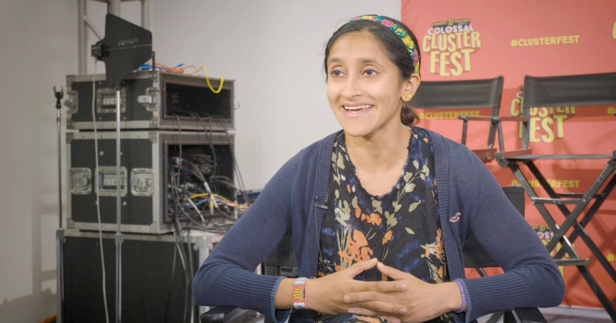 How Comedian Aparna Nancherla Calms Her Brain Before Shows