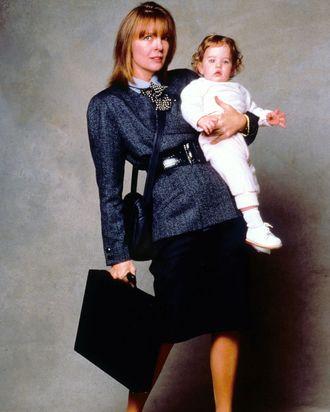 Diane Keaton in <em>Baby Boom</em>.