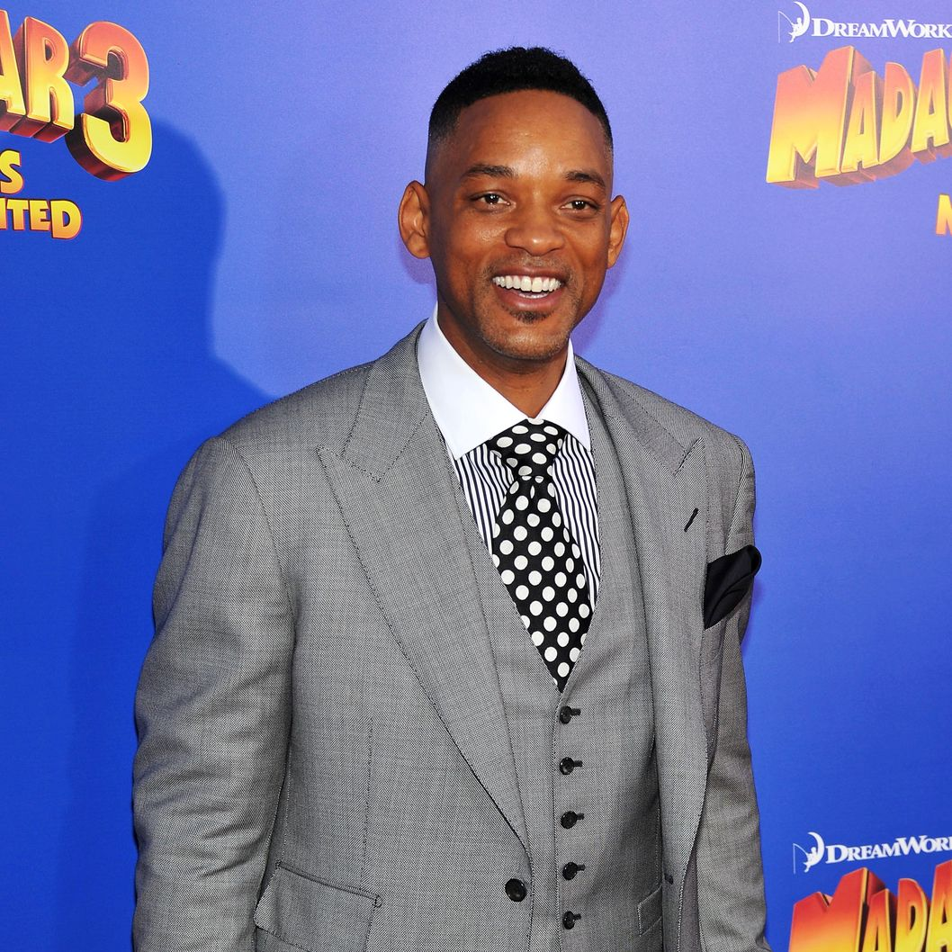 "Will Smith attends the ""Madagascar 3: Europe's Most Wanted"" New York Premier"