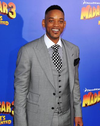 Will Smith attends the
