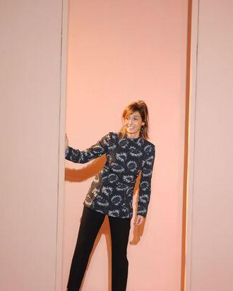 Marni designer Consuelo Castiglioni.
