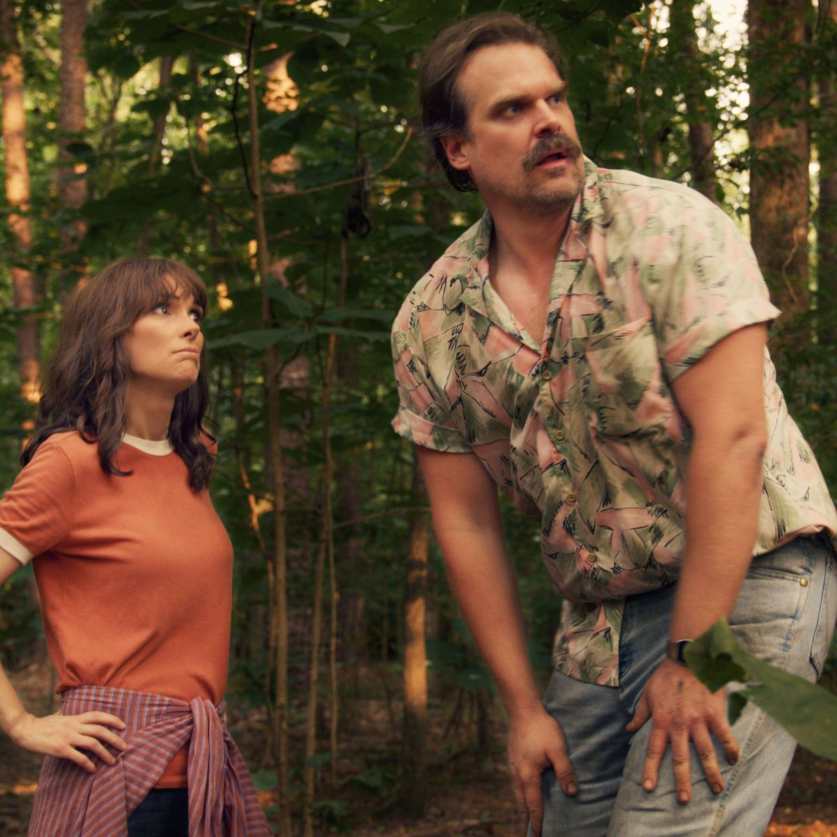 Stranger Things 3: All About Hopper's Floral Shirt