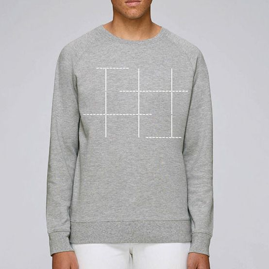 Heza Construction Grey Sweatshirt