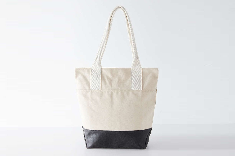 0e7179cb4770 Tonal Colorblocked Shopper Tote Bag