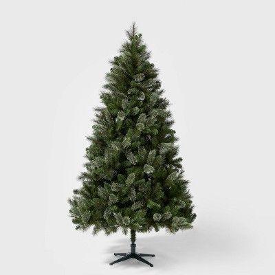 Wondershop 7.5ft Unlit Full Artificial Christmas Tree Virginia Pine