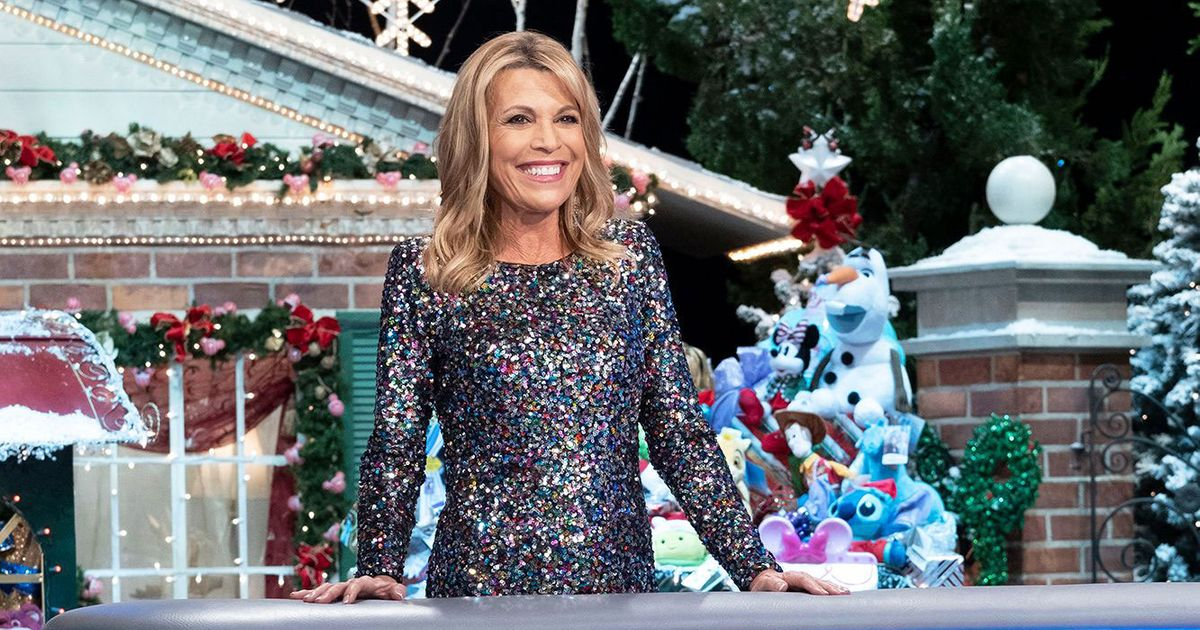 Consonants and Vowels Reveal That Vanna White Hosted Wheel of Fortune for the First Time