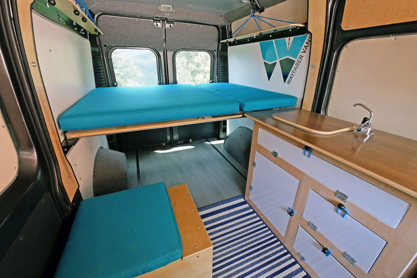 Diy Camper Van 5 Affordable Conversion Kits For Sale
