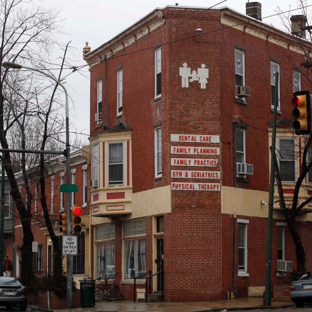 FILE -  This Feb. 23, 2010 file photo, shows the Women's Medical Society in Philadelphia. Abortion doctor Kermit Gosnell, who catered to minorities, immigrants and poor women at the Women's Medical Society,  was charged Wednesday Jan. 19, 2011, with eight counts of murder in the deaths of a patient and seven babies who were born alive and then killed with scissors, prosecutors said Wednesday. (AP Photo/Matt Rourke, File)