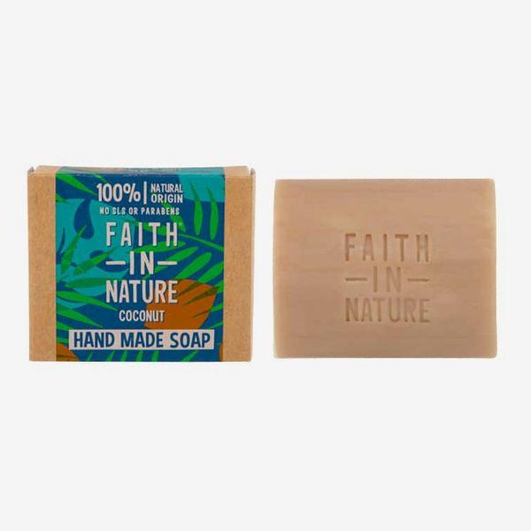 Faith in Nature Coconut Bar Soap