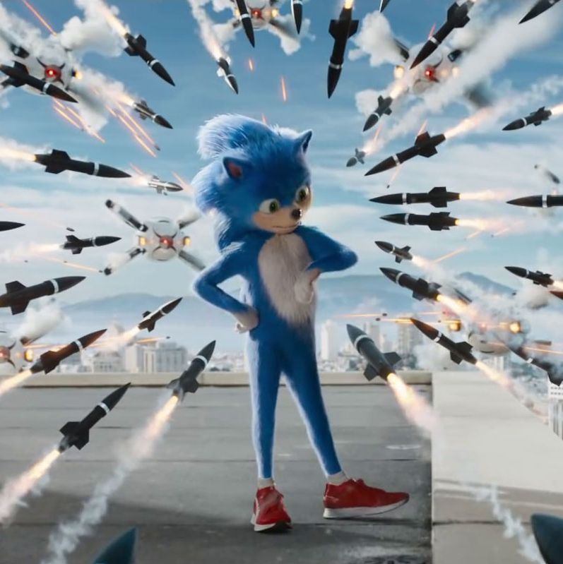 Trying To Redesign Sonic The Hedgehog Is Futile