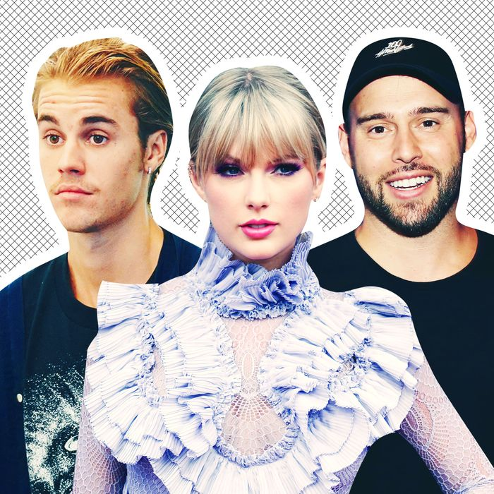 Taylor Swift Scooter Braun Big Machine Guide To The Feud
