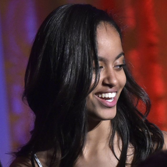 Malia Obama Is Living Her Best Life at Lollapalooza
