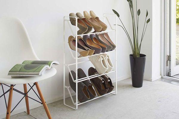 Yamazaki Home Slim Shoe Rack