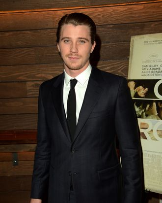 Actor Garrett Hedlund attends a special screening of