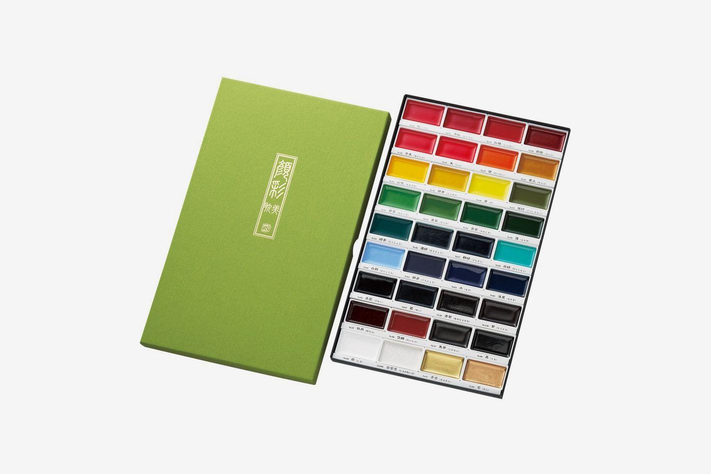 Kuretake Water Color Set