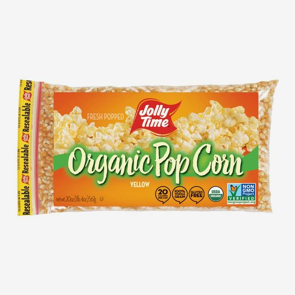 Jolly Time Organic Popcorn Kernels (Pack of 3)