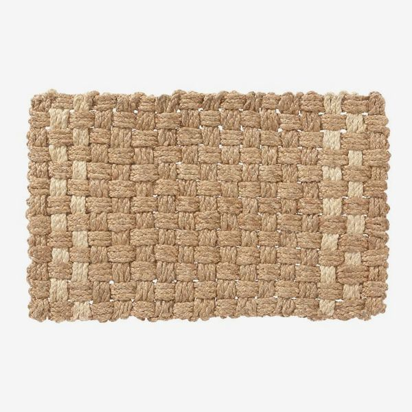 Pottery Barn Woven Natural Fiber Doormat