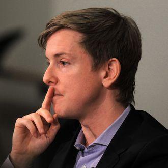 Chris Hughes Speaks At Harvard University