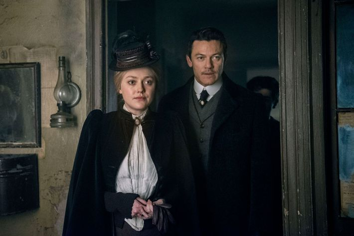 Photo Kata Vermes Turner Entertainment Networks Inc The Alienist