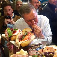 Donald Trump Also Grossed Out by John Kasich's 'Disgusting' Eating Habits