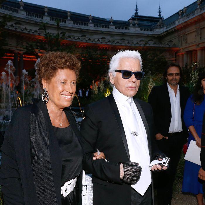 79a8cd3cae32 Fashion Icon Carla Fendi Dies At 79
