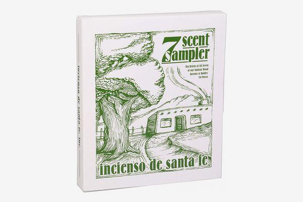 Incienso de Santa Fe 7 Encens Sampler Bois Encens