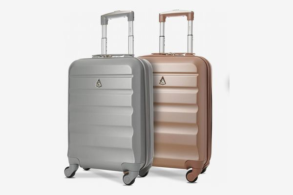 Set of 2 Aerolite Hard Shell Travel Suitcase