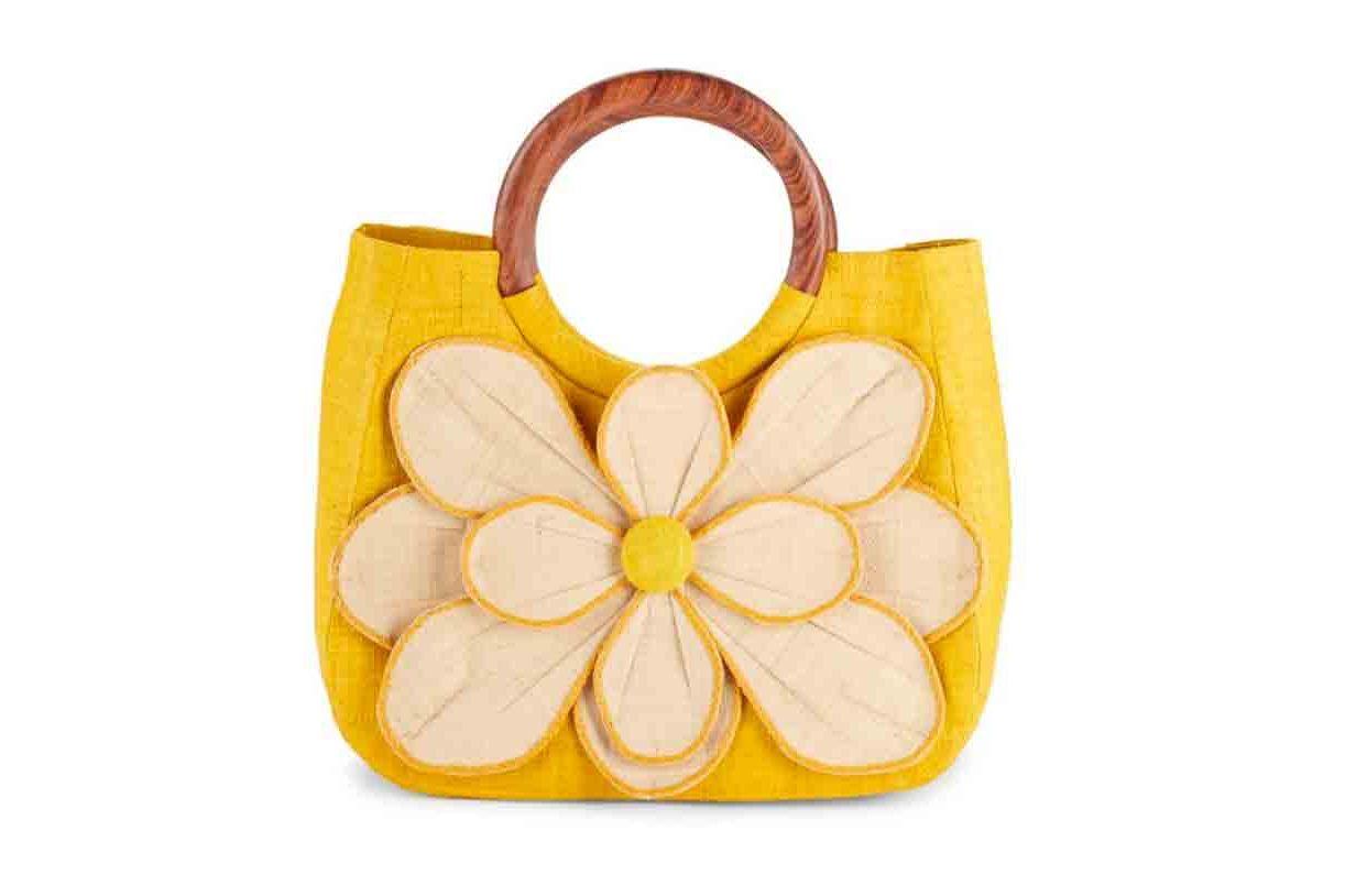 Mar Y Sol Guadeloupe Straw Handbag