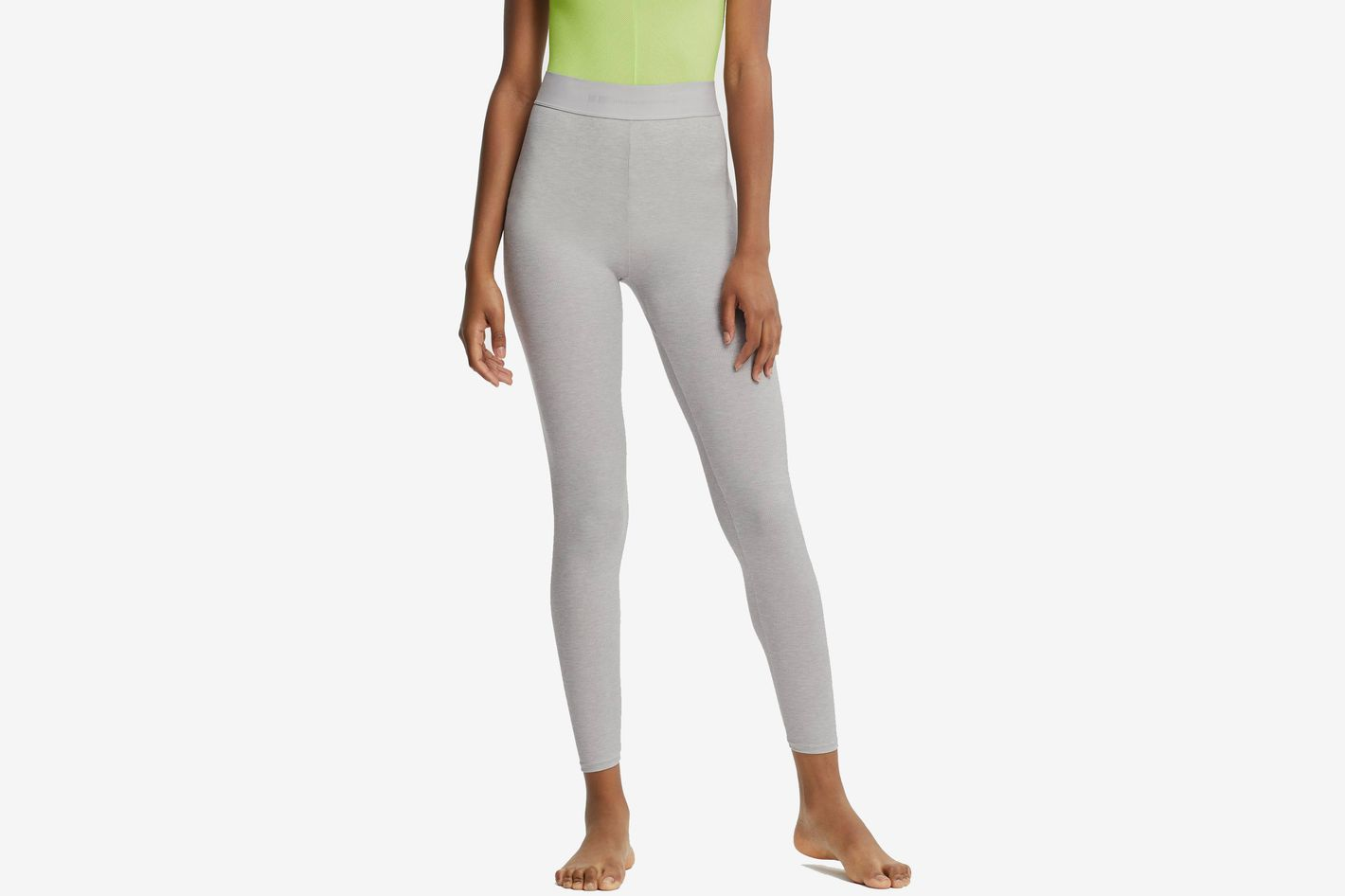 Uniqlo x Alexander Wang Women's Heattech Ribbed Leggings