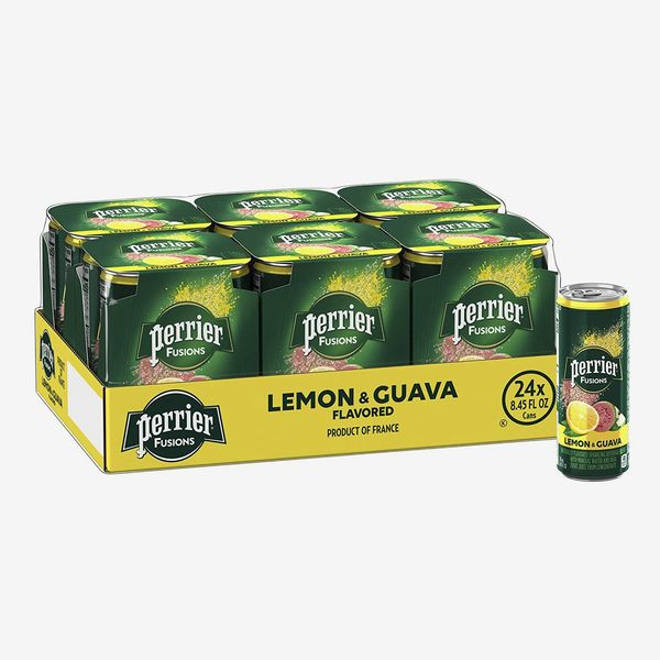 Perrier Fusions Lemon and Guava Flavor