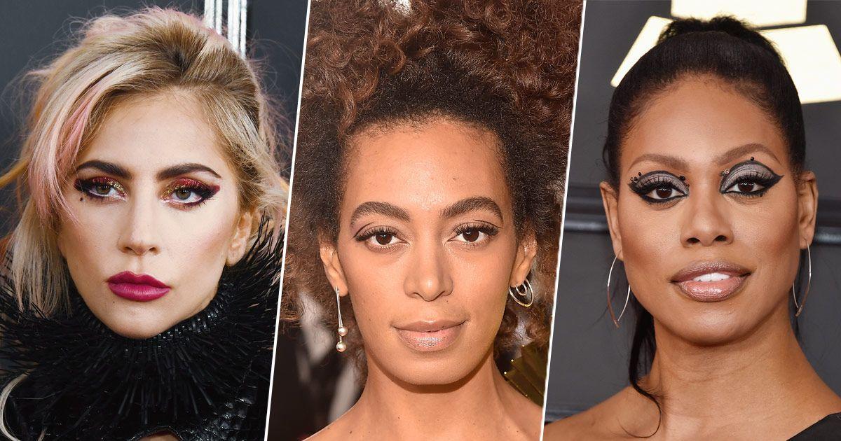 Beyonce makeup looks