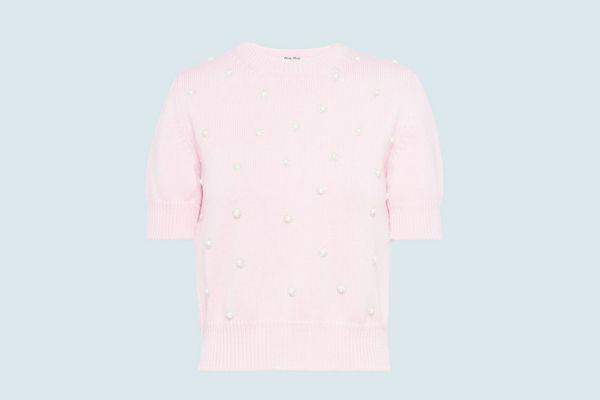 Miu Miu Wool Pullover