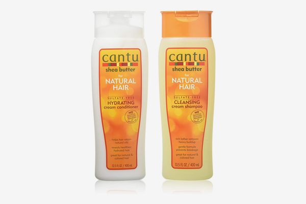 Cantu Shea Butter for Natural Hair Shampoo and Conditioner