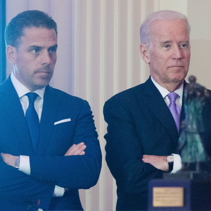 Biden Can't Answer Basic Questions About Hunter and Burisma