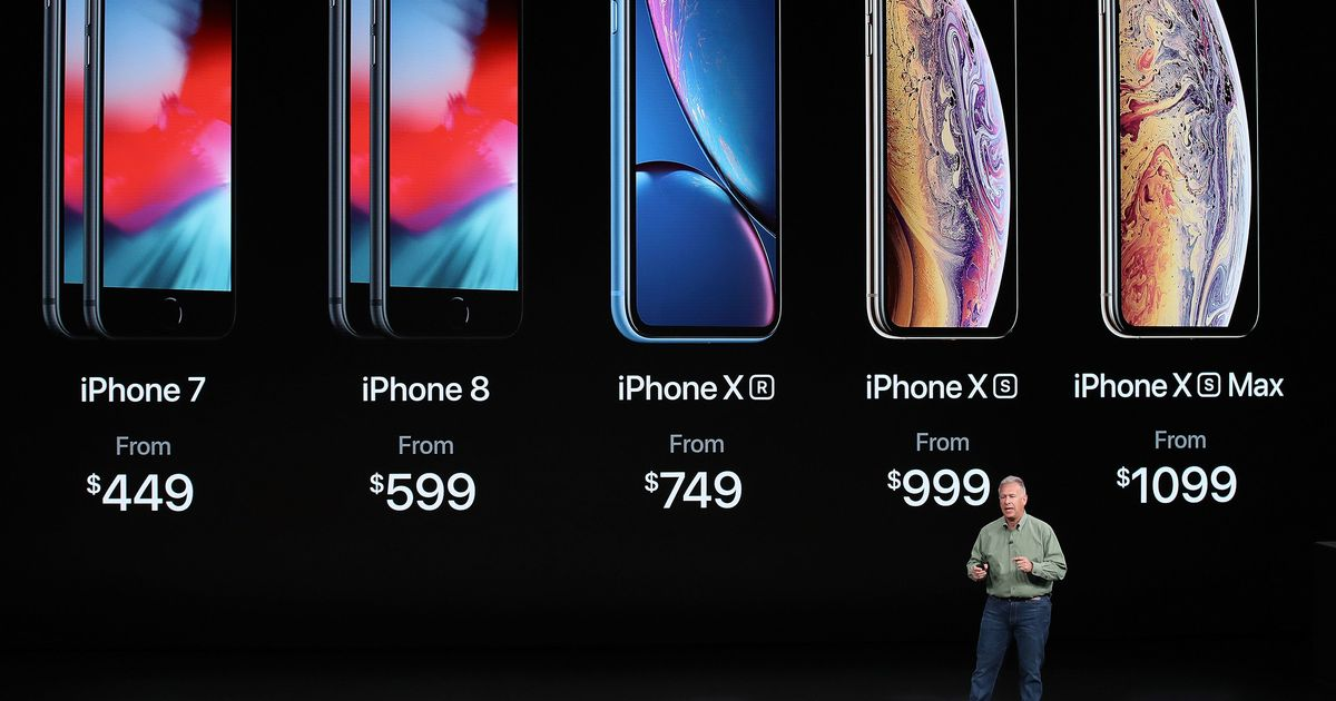 Boy, This Year's iPhones Sure Felt Like a Letdown, Huh?