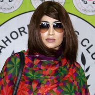 PAKISTAN-CELEBRITY-CRIME-HONOUR