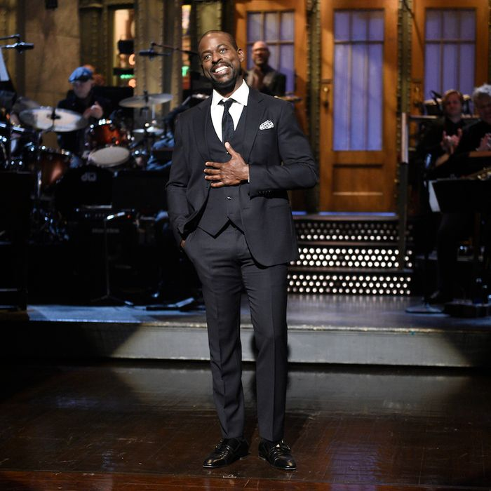 Snl recap season 43 episode 15 sterling k brown hosts saturday night live m4hsunfo
