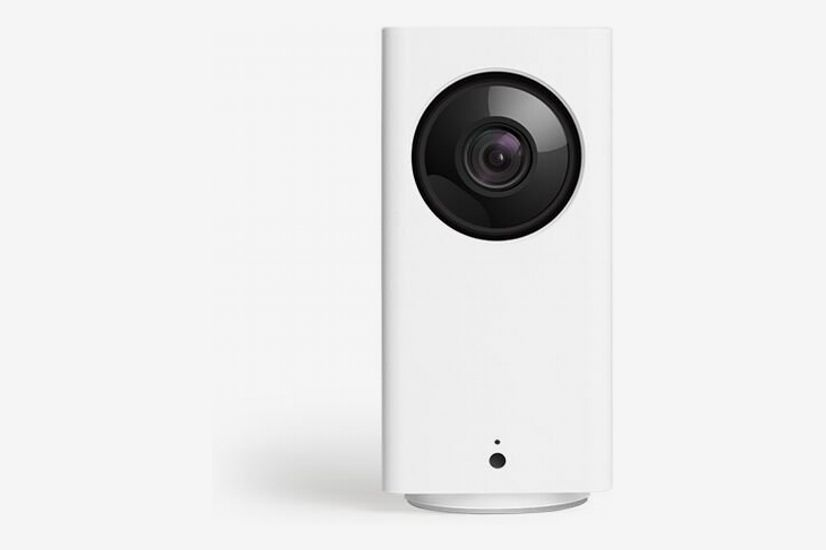 Wyze Cam Pan Smart Home Camera With Night Vision and 2-Way Audio