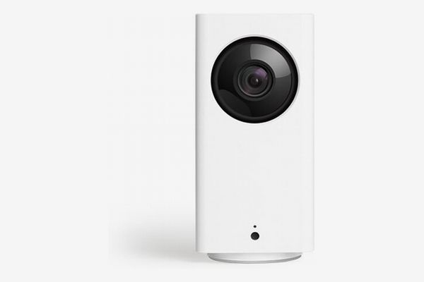 Wyze Cam Pan 1080p Pan/Tilt/Zoom Wi-Fi Indoor Smart Home Camera with Night Vision